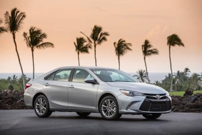 Behind The Wheel Summer Bargains 2017 Toyota Camry