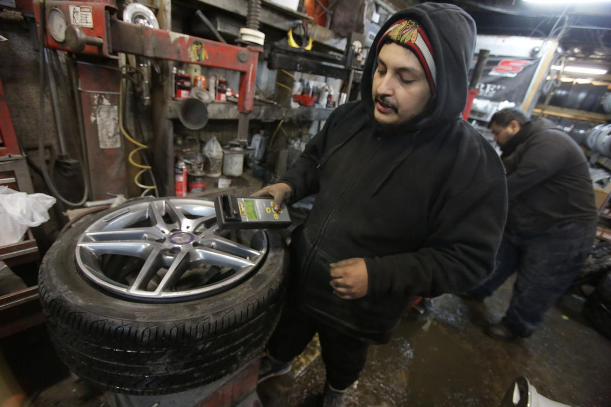 Cold weather causes 'an avalanche' of car troubles