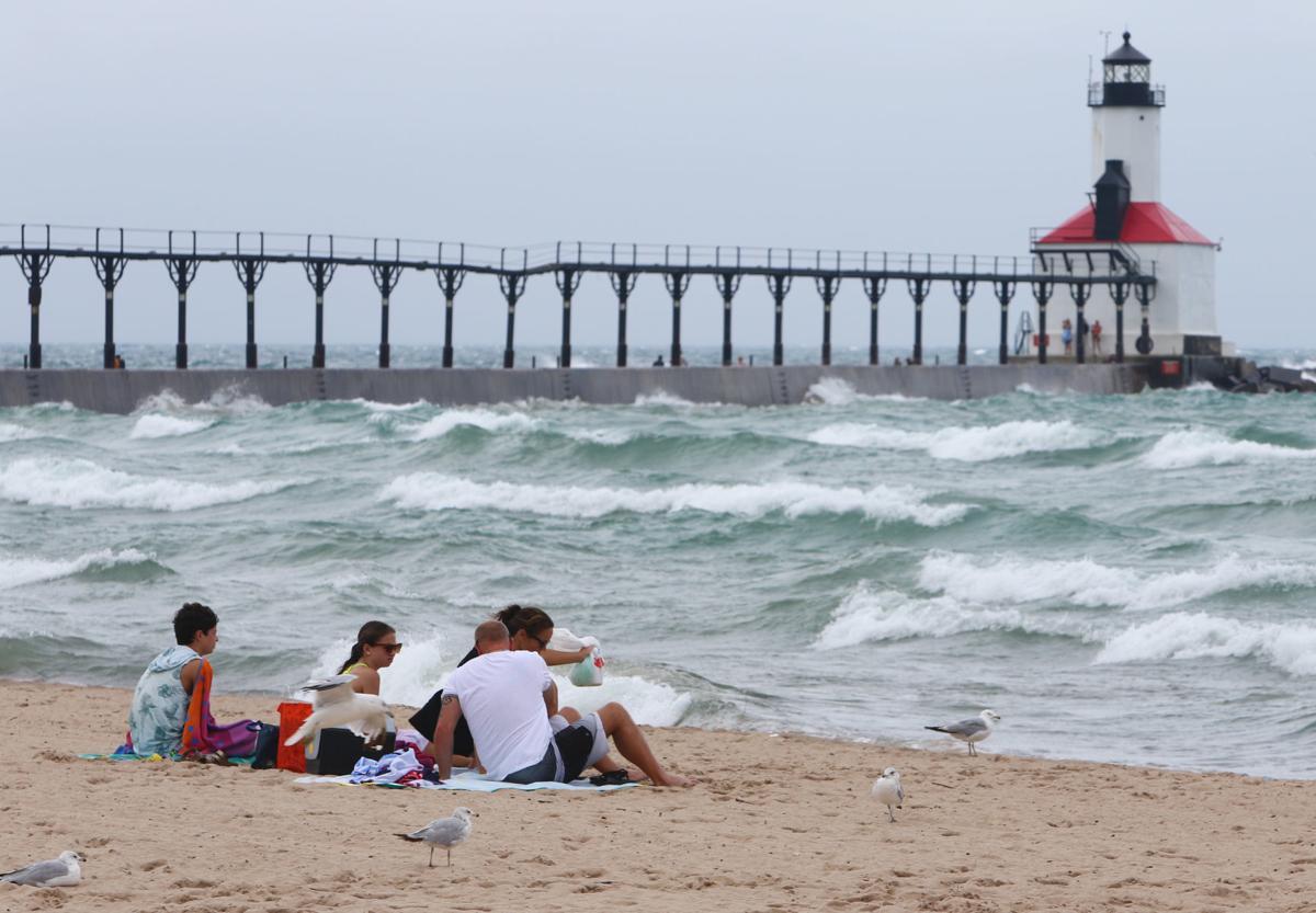 Along the shore at Washington Park Beach FILE PHOTO