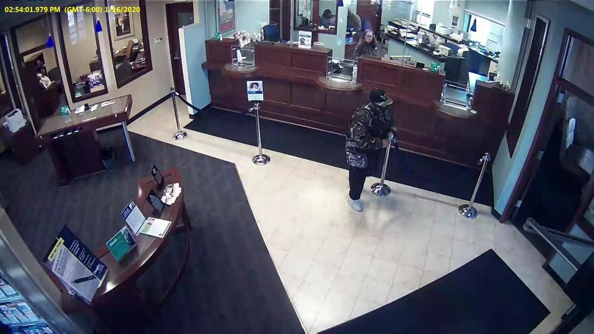 Gary police seek help identifying bank robbery suspect