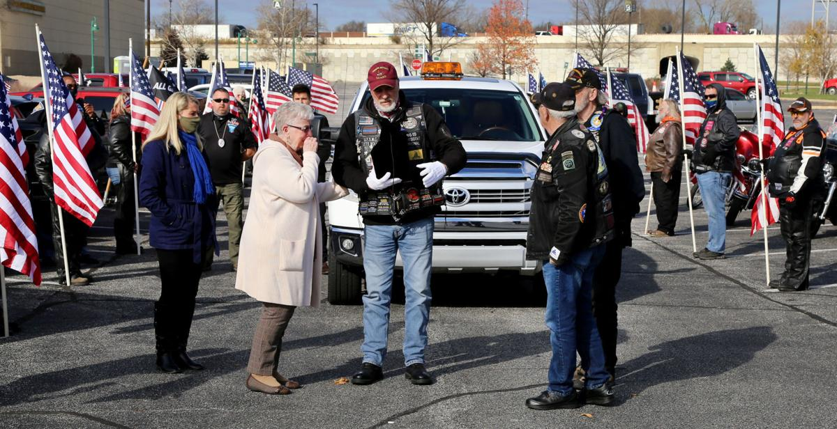 The homecoming he earned: Vietnam veteran's remains escorted to family's home in NWI