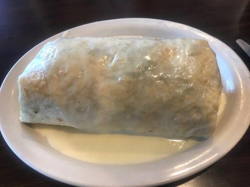 TASTE TEST: Fat Burrito not for the faint of appetite
