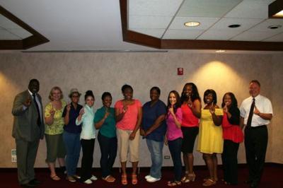 SSC graduates first class of Speech Language Pathology