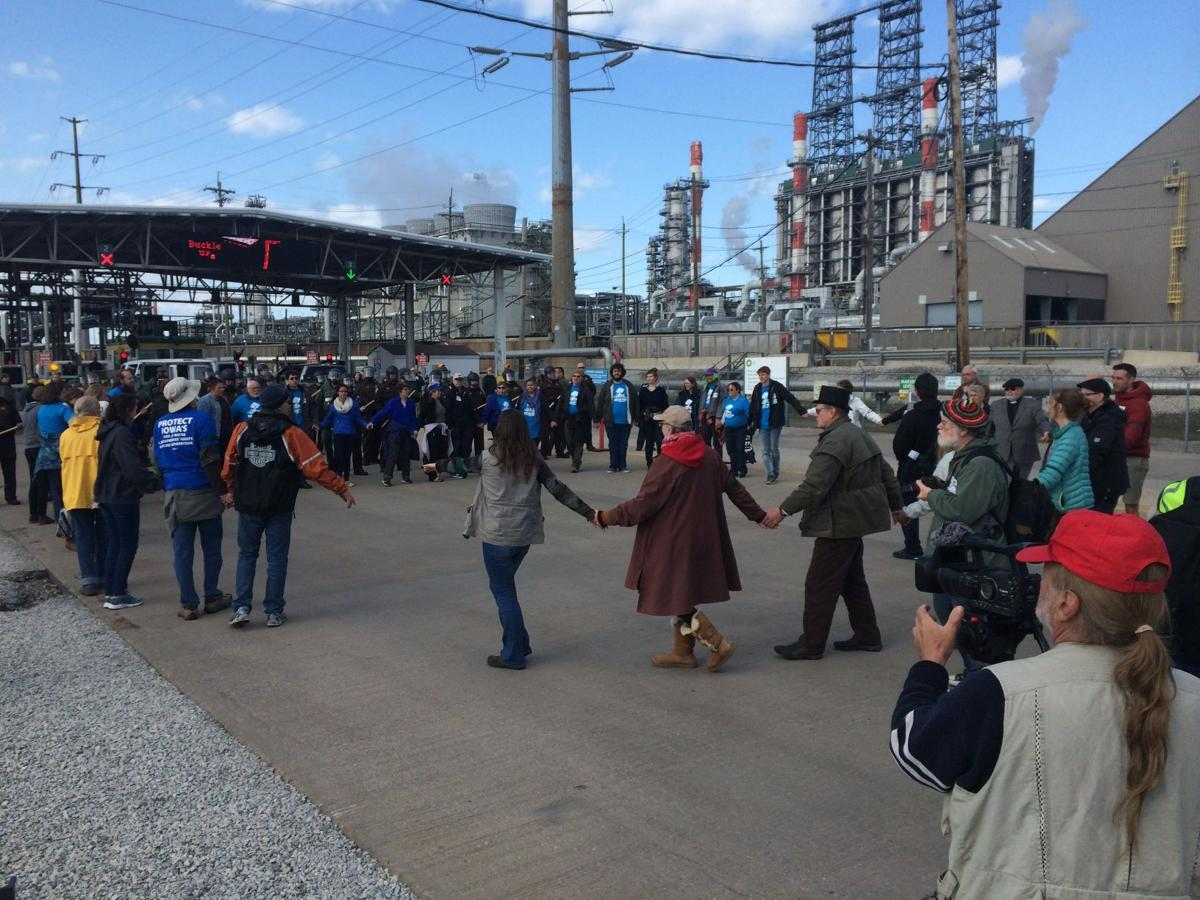 Rally planned for 'Whiting 41' refinery protestors