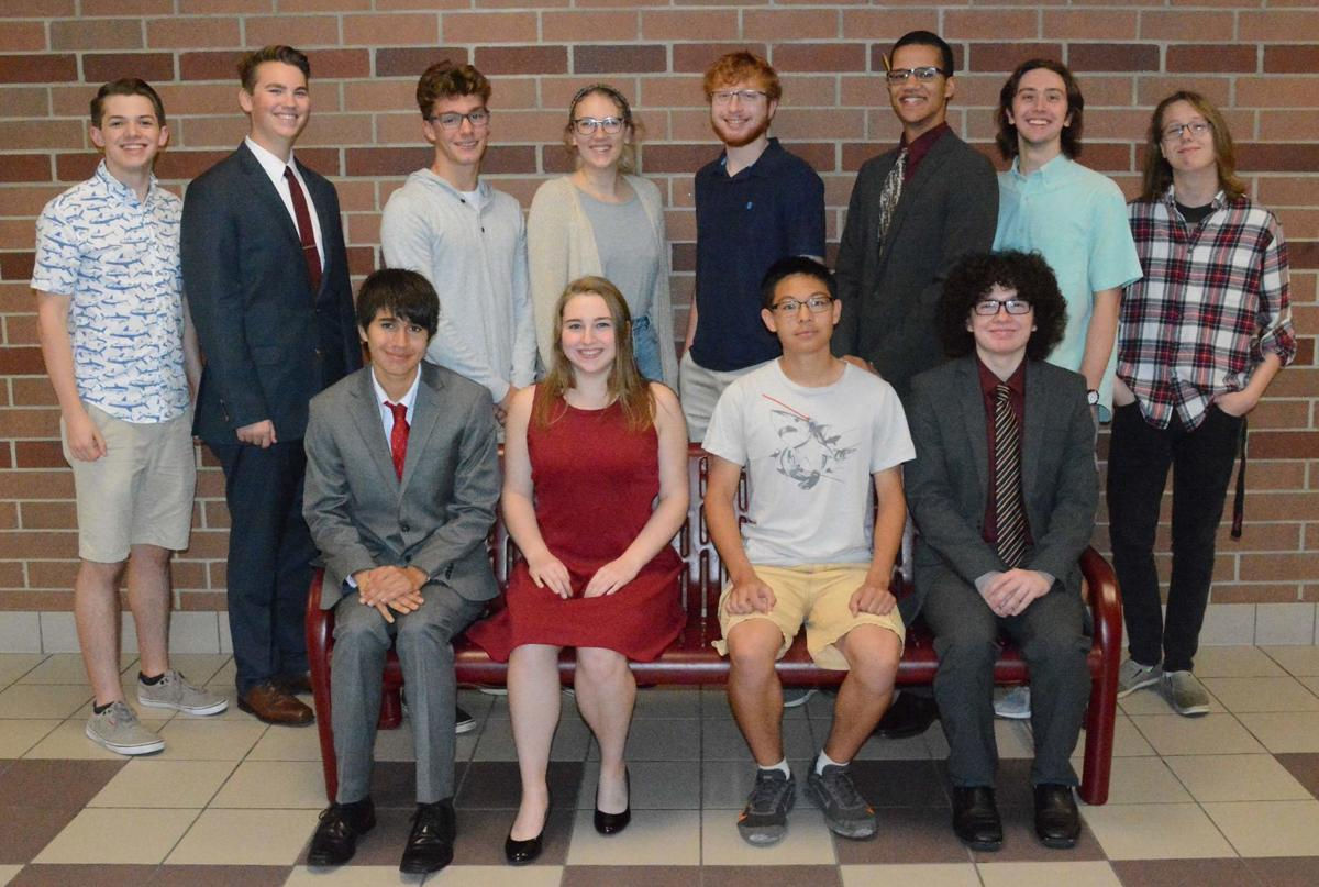 Chesterton High School 2020 National Merit Semifinalists