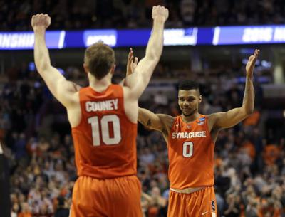 Orange Crush Syracuse Men Women In Final Four College Basketball