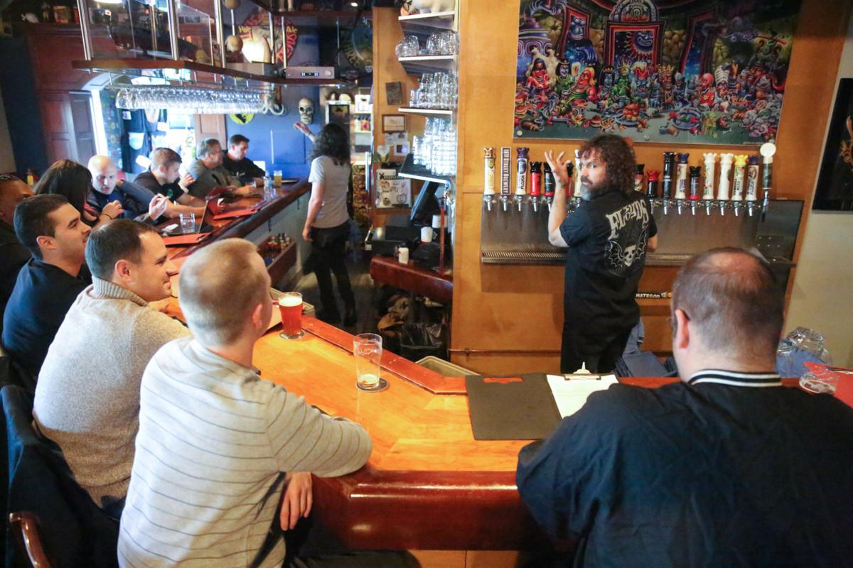 Travel Channel visits 3 Floyds