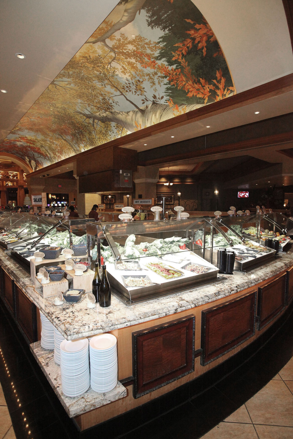 Four Winds Buffet Price