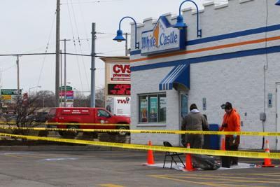 Meth lab bust at White Castle