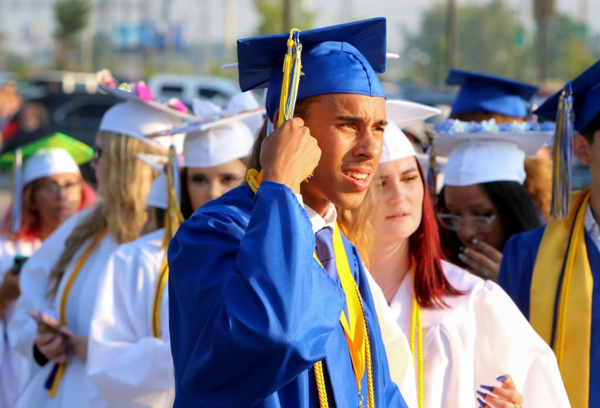Hammond's Clark Graduation Ceremony