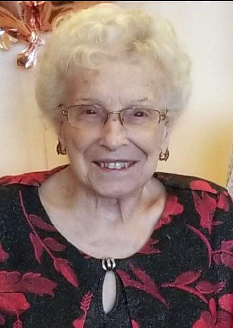 Agnes L. Reynolds (nee Smith)