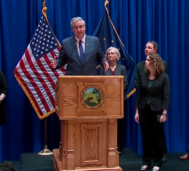 Governor implementing numerous state policy changes due to coronavirus