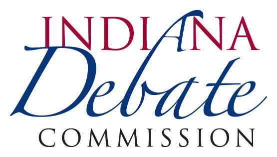 Indiana Debate Commission logo