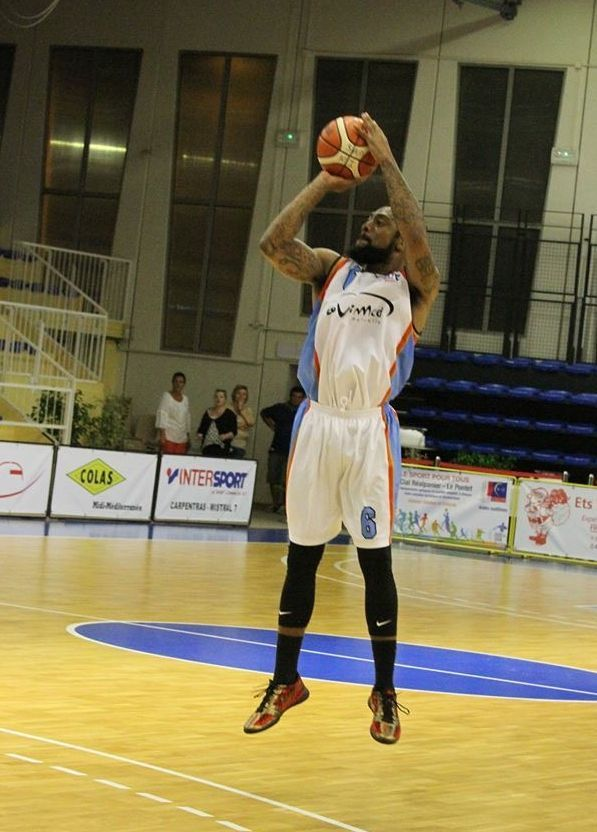 Former Lew Wallace star Aaron Abram now playing in France