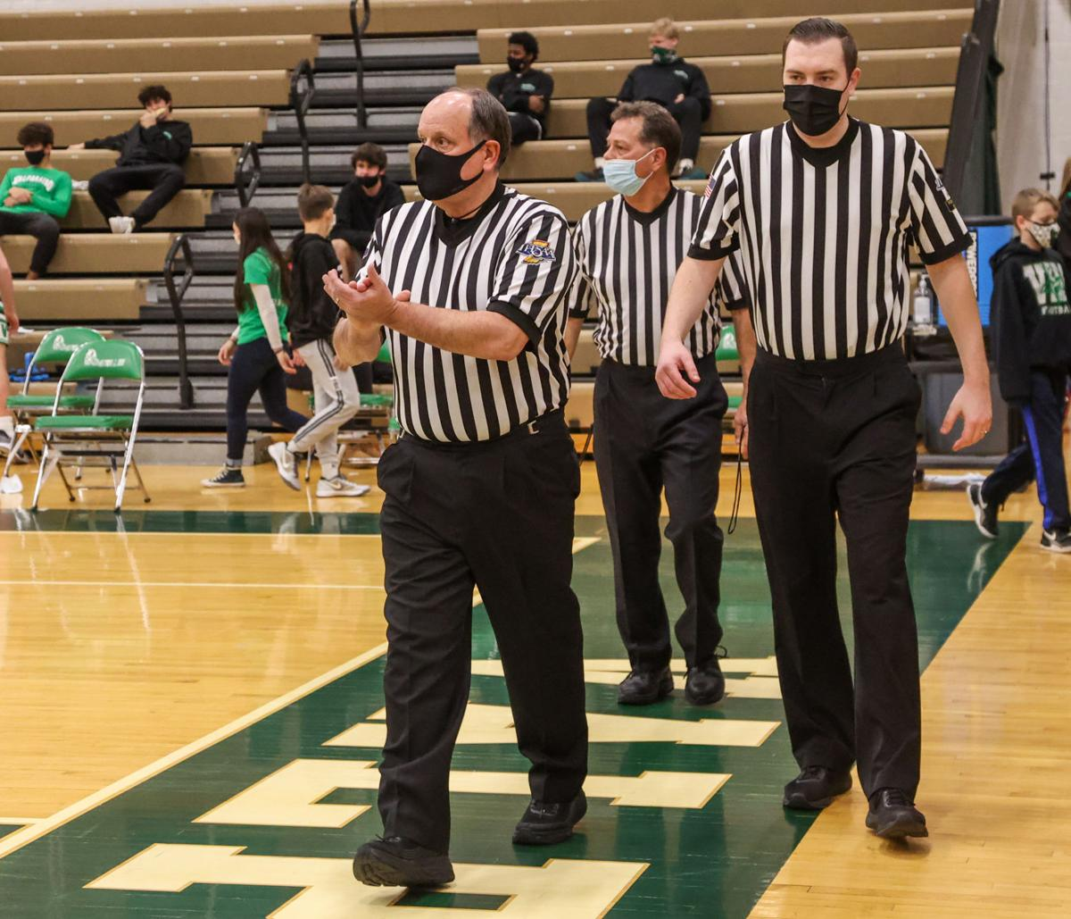 Referees and COVID-19