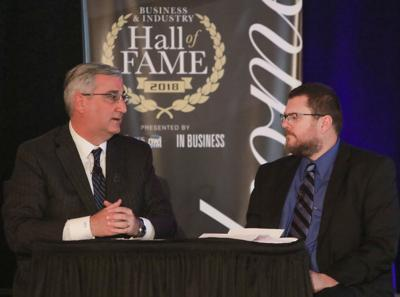 Times Business & Industry Hall of Fame luncheon