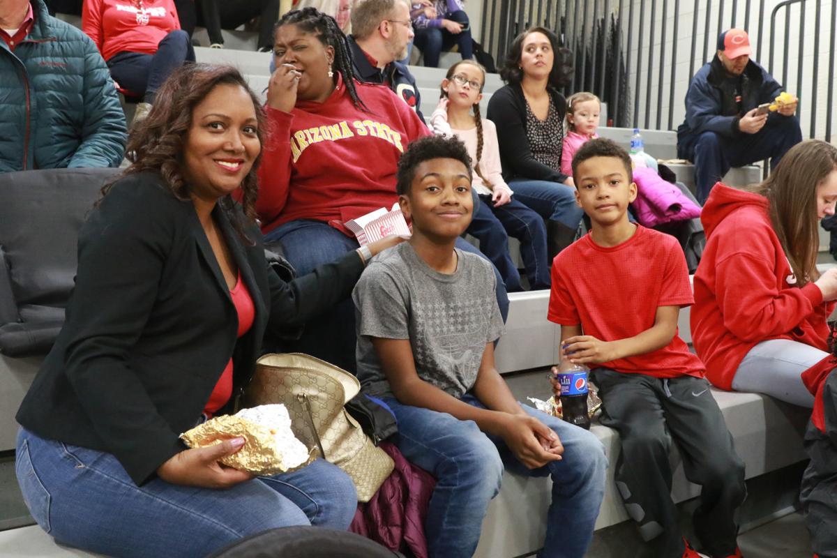 Faces: Boys basketball - Bishop Noll at Andrean