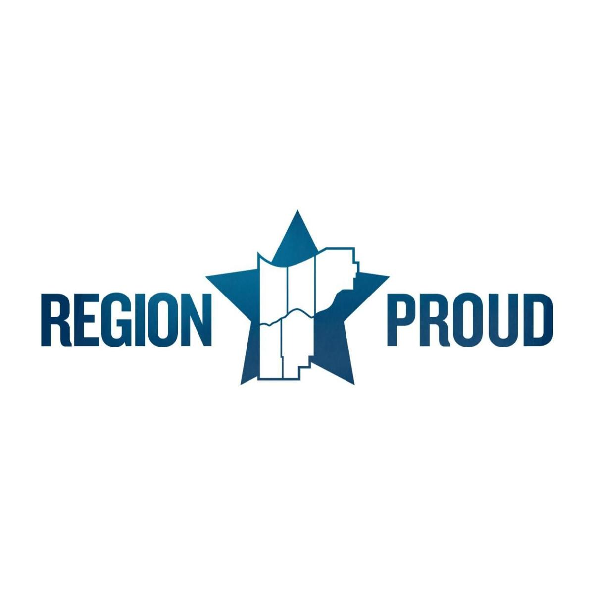 Region Proud logo