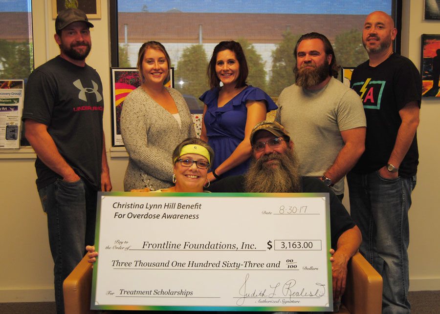 Local benefit raises awareness and support for treatment