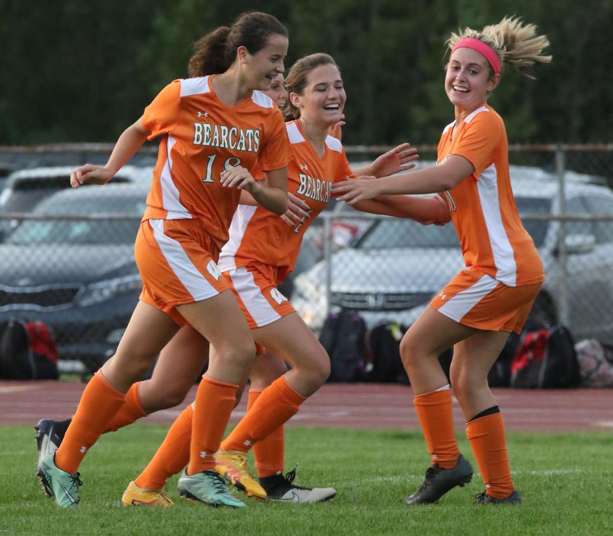 Wheeler girls soccer