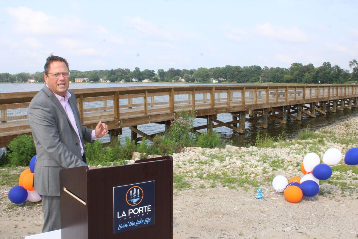 Trail extension to further enhance Clear Lake