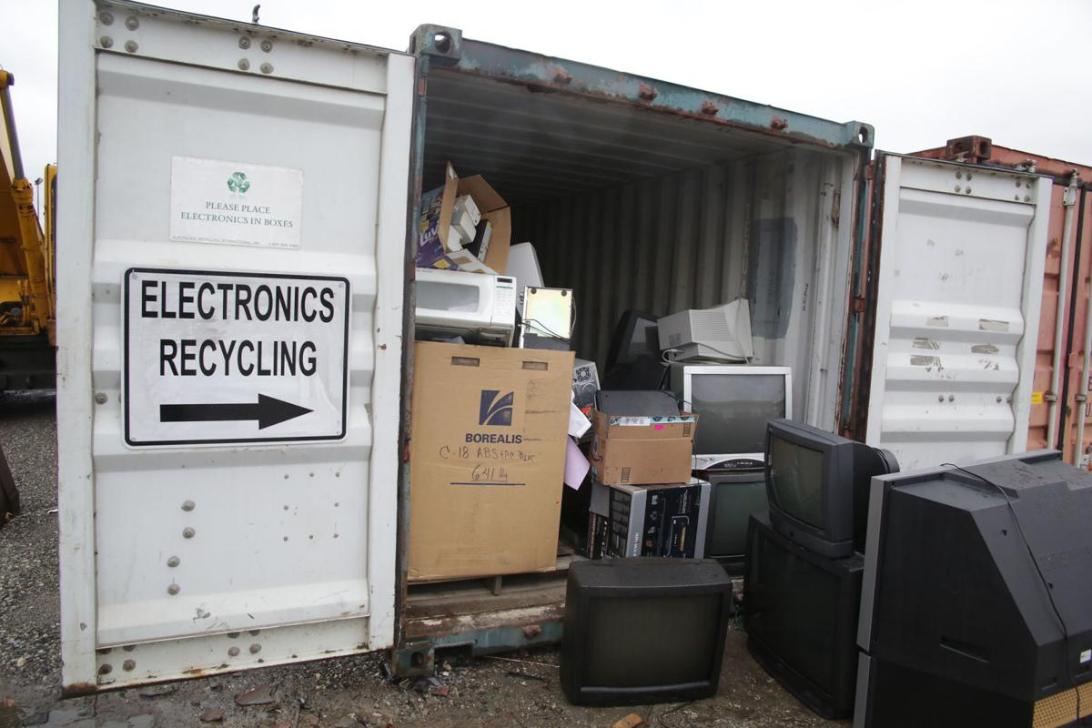 Proper disposal of electronics can be as challenging as learning how to use them