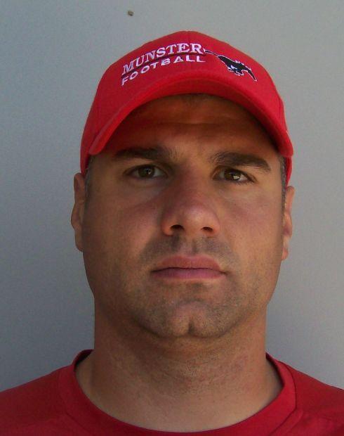 Munster picks Jason Grunewald as new football coach (copy)