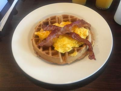 TASTE TEST: The Ron Swanson at Buttermilk Pancake House brings the bacon