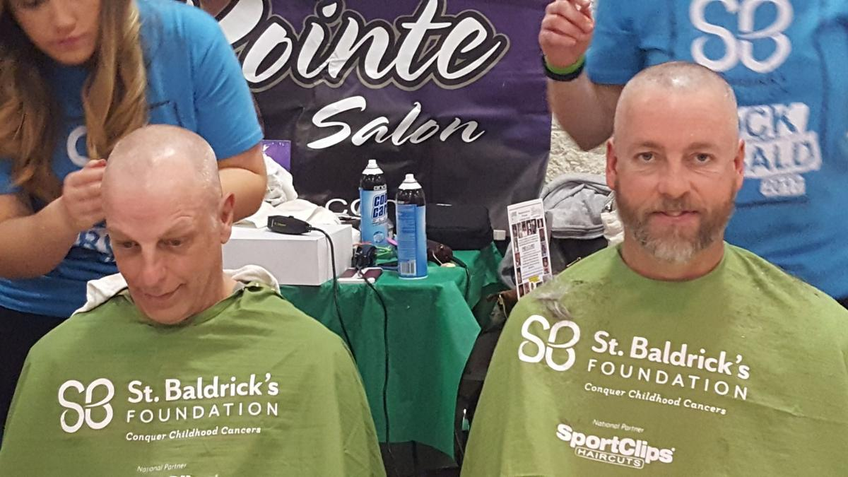 Brothers in baldness