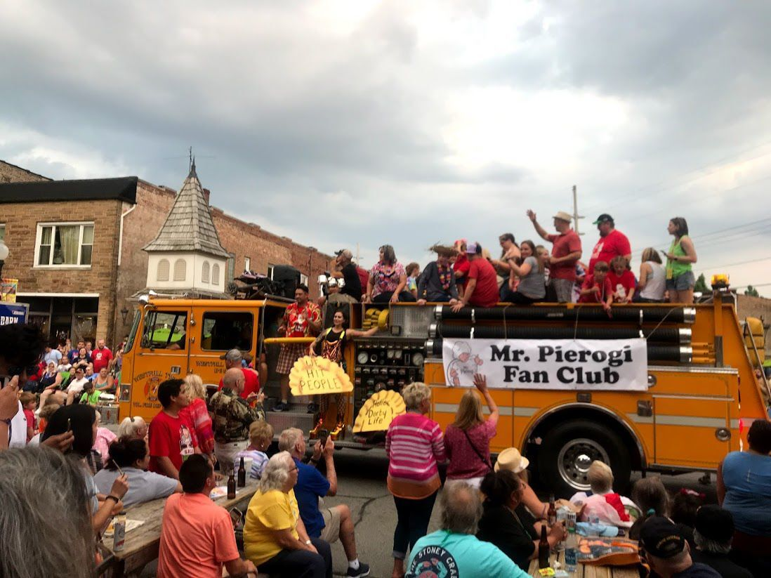 Pierogi Fest parade will take a different route this year