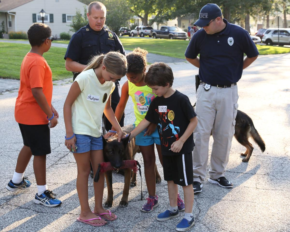 National Night Out brings together police, communities