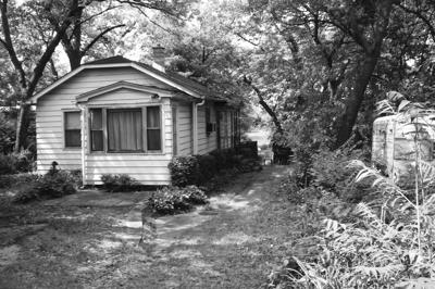 Algren's Miller home