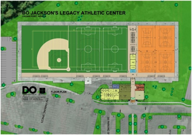 Crown Point lands sprawling sports complex