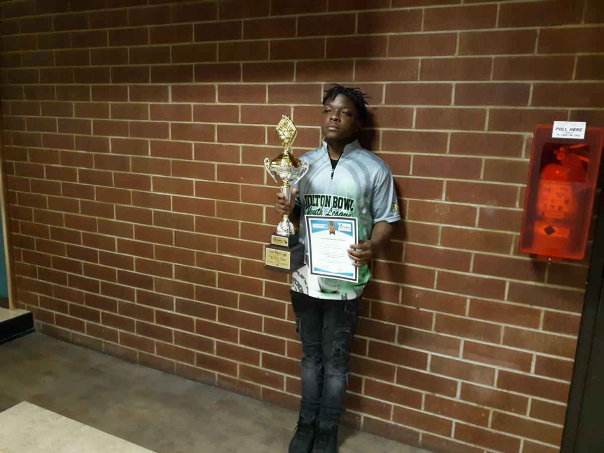 Jeremiah Berry, Class Y champion