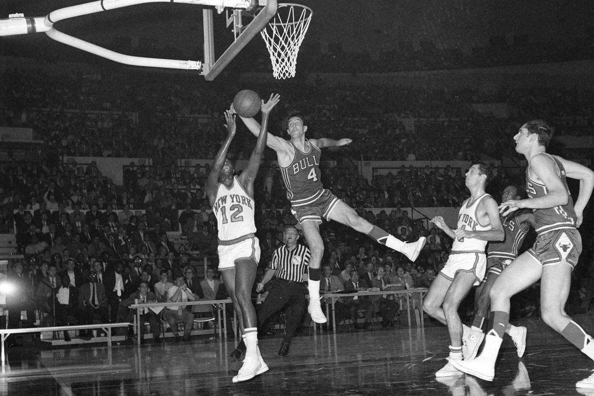 Jerry Sloan Basketball