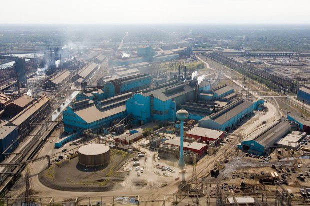 U.S. Steel to slow capital investments, except at Gary Works hot strip mill