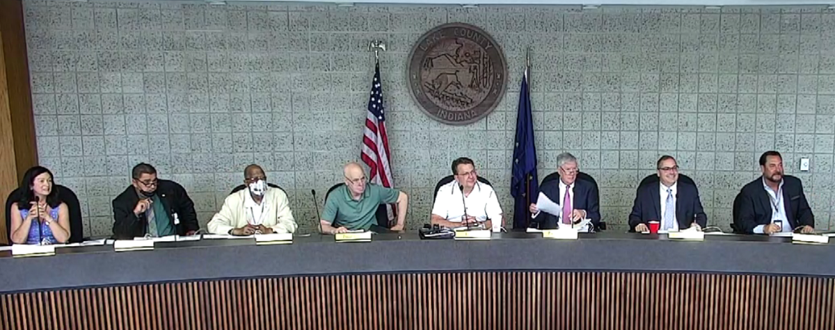 All-electronic government meetings must end when Indiana COVID-19 emergency expires