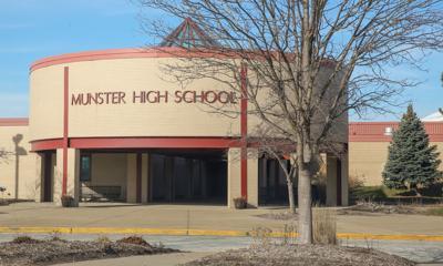 STOCK - Munster High School mug