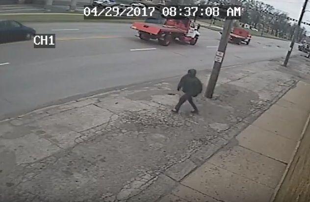 east chicago suspect image