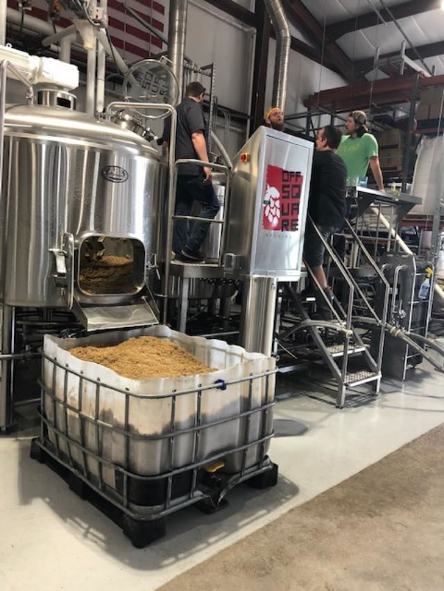 Off Square Brewing, Upland teaming up on collaboration