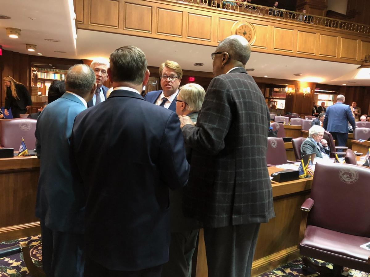 Gary school board reforms, other measures die as Indiana General Assembly ends in chaos