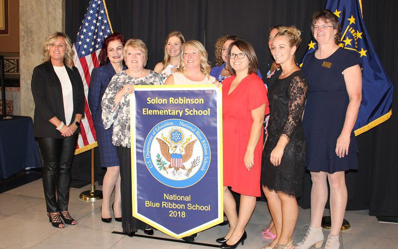 Three Region elementary schools awarded 'Blue Ribbon' status by U.S. Dept. of Education