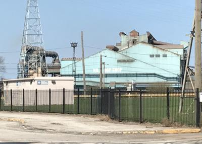 Gary Works sinter plant suffering operational difficulties