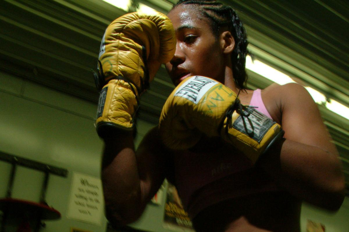 Gary's Merciless Mary McGee wins super lightweight title
