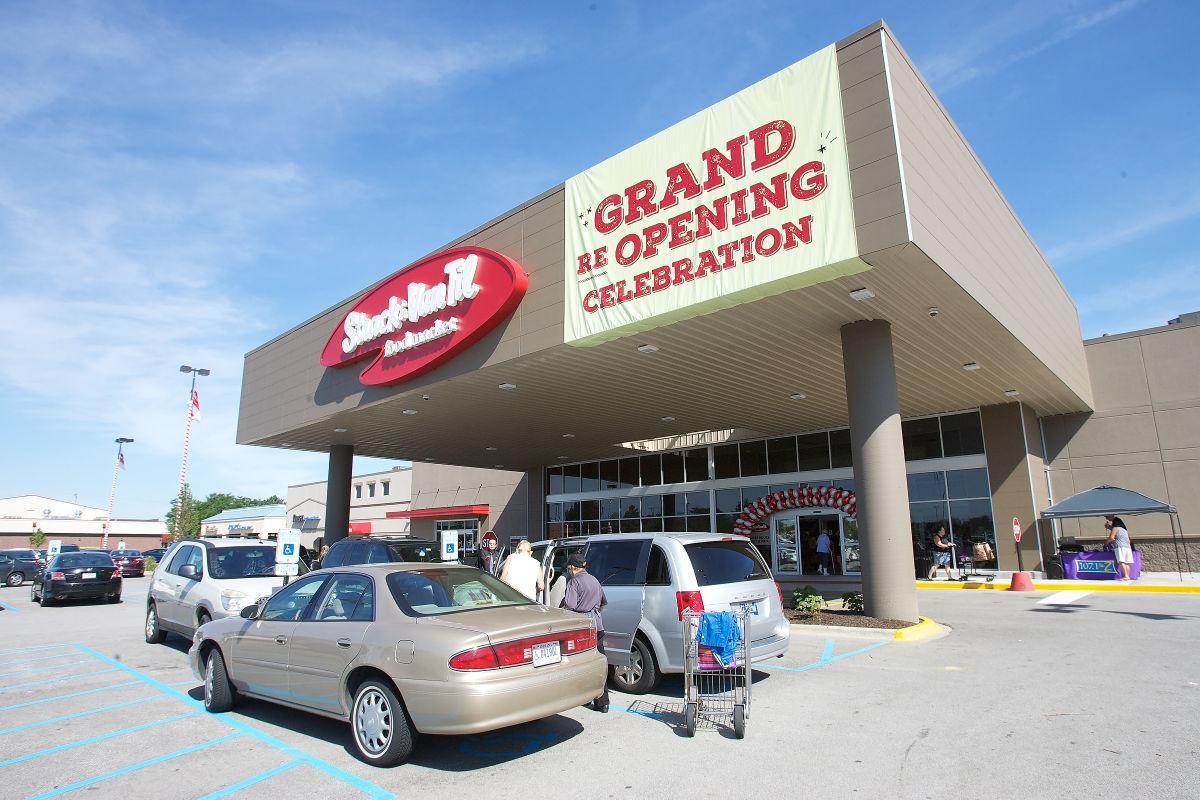 Strack & Van Til parent company warehouse listed for sale