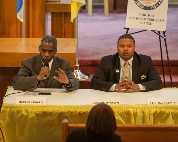 2nd Congressional District candidates outline platforms at NAACP forum