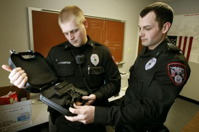 Lowell police get new handguns | Lowell News | nwitimes com