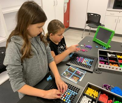 STEM summer camp bring video games, comic books to life