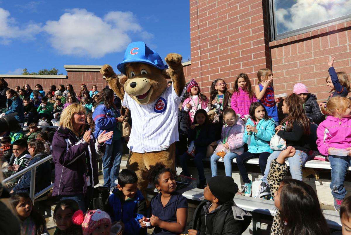 Mascot Hall Of Fame Breaks Ground Lake County News
