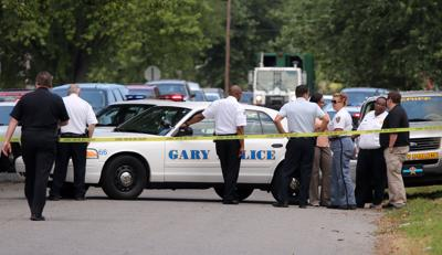 Police bulk up presence in Gary after eight homicides in eight days